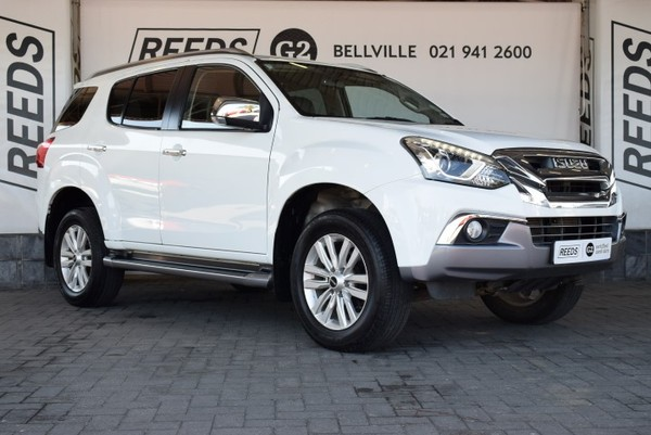 2019 Isuzu MU-X 3.0D Auto Western Cape Bellville_0