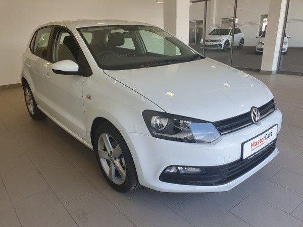 2020 Volkswagen Polo Vivo 1.6 Highline 5-Door Gauteng Boksburg_0