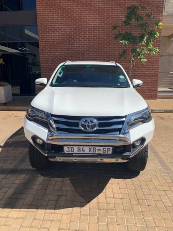 2016 Toyota Fortuner 4.0 V6 At 4x4  Gauteng Waterkloof_0