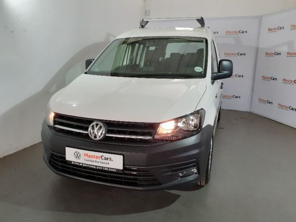 2019 Volkswagen Caddy Crewbus 2.0 TDI Mpumalanga Nelspruit_0