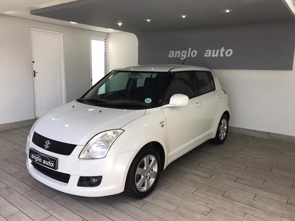 2009 Suzuki Swift 1.5 Gls  Western Cape Athlone_0