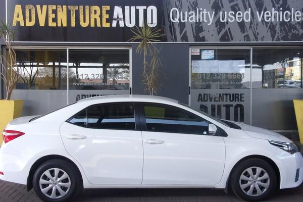 2016 Toyota Corolla 1.4D Esteem Gauteng Pretoria_0