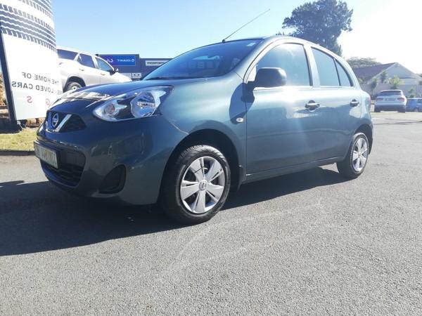 2019 Nissan Micra 1.2 Active Visia Eastern Cape Nahoon_0