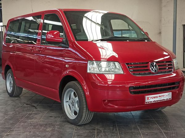 2008 Volkswagen Kombi 1.9 Tdi  Gauteng Vereeniging_0