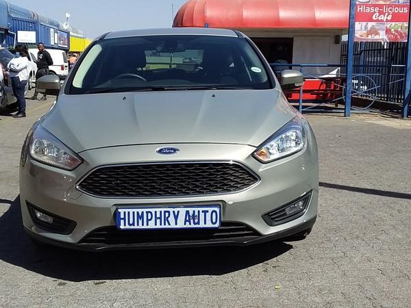 2016 Ford Focus 1.5 Ecoboost Trend Auto Gauteng Johannesburg_0