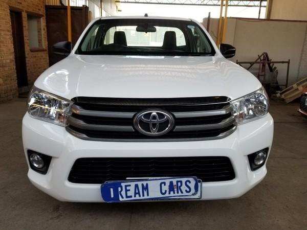2019 Toyota Hilux 2.0 VVTi AC SC CC Gauteng Johannesburg_0