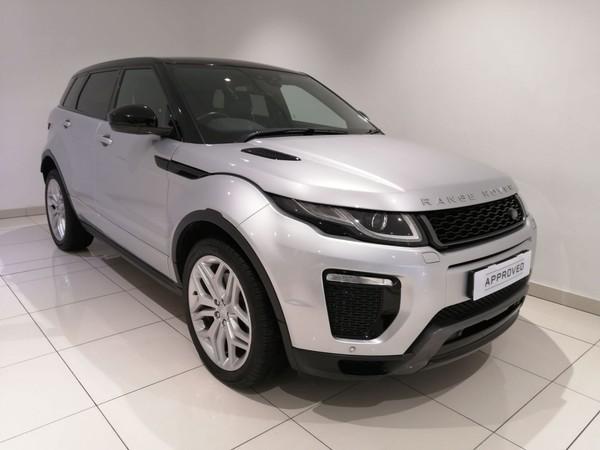 2019 Land Rover Evoque 2.0 SD4 HSE Dynamic Western Cape Stellenbosch_0