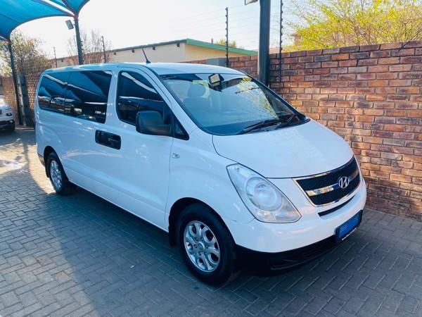 2012 Hyundai H1 2.4 Gl Multicab 6 Seat  Gauteng Pretoria_0