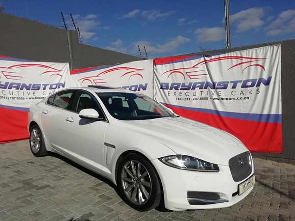 2013 Jaguar XF 2.2 D Luxury  Gauteng Bryanston_0