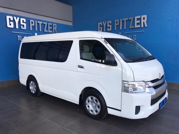 2018 Toyota Quantum 2.7 10 Seat  Gauteng Pretoria_0
