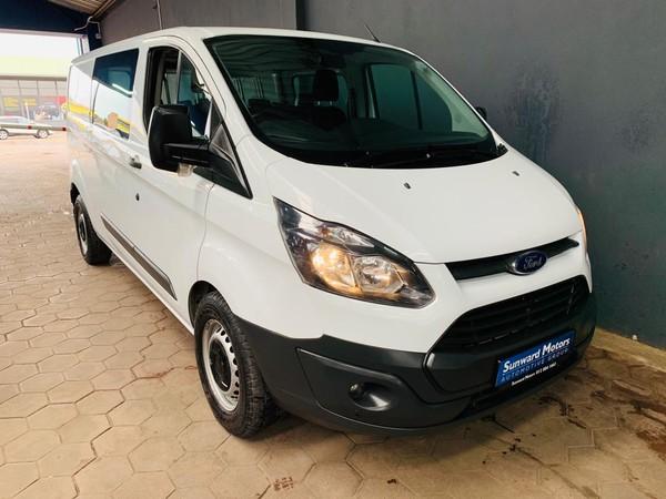 2017 Ford Transit 2.2TDCi Ambiente LWB FC Panel van Gauteng Silverton_0