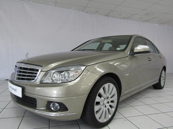 2007 Mercedes-Benz C-Class C200k Elegance At  Western Cape Milnerton_0