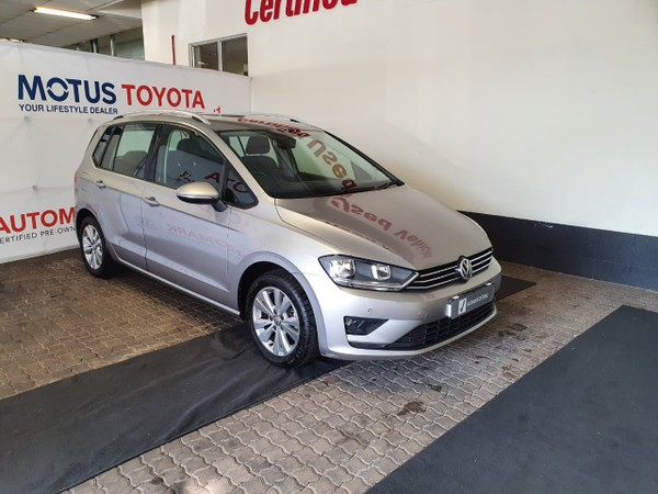 2016 Volkswagen Golf SV 2.0 TDI Comfortline Mpumalanga Nelspruit_0