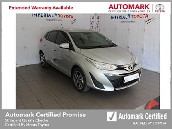2020 Toyota Yaris 1.5 Xs CVT 5-Door Gauteng Johannesburg_0
