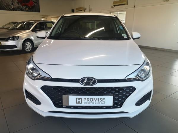 2020 Hyundai i20 1.4 Motion Auto Gauteng Sandton_0