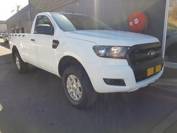 2018 Ford Ranger 2.2TDCi XL 4X4 Single Cab Bakkie Kwazulu Natal Pietermaritzburg_0