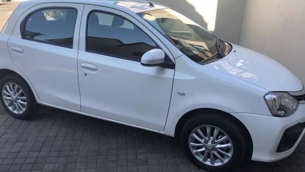 2018 Toyota Etios 1.5 Xs 5dr  Gauteng Four Ways_0