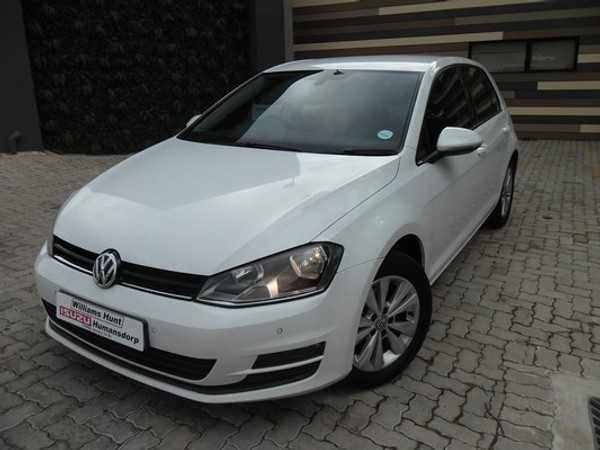 2014 Volkswagen Golf Vii 1.4 Tsi Comfortline Dsg  Eastern Cape Humansdorp_0