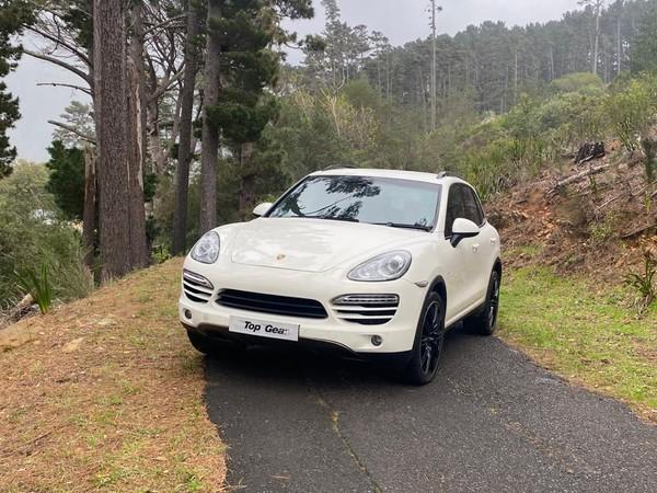 2011 Porsche Cayenne Diesel Tiptronic  Western Cape Cape Town_0