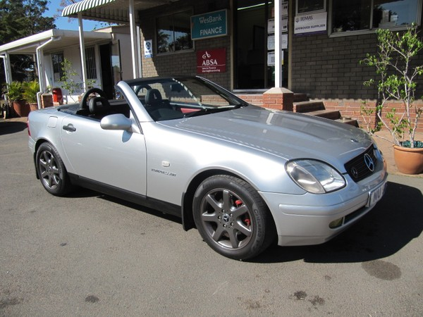 1997 Mercedes-Benz SLK-Class Slk 230 Kompressor At  Kwazulu Natal Pinetown_0