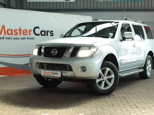 2011 Nissan Pathfinder 3.0 Dci V6 Le At  Mpumalanga Secunda_0