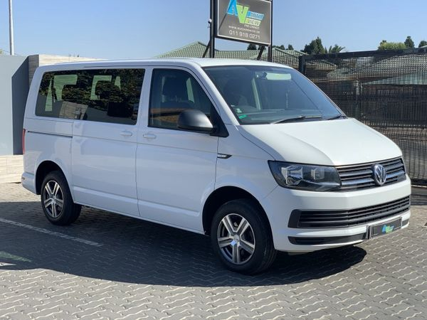 2017 Volkswagen Transporter T6 2.0TDi LWB 103KW DSG FC PV Gauteng Johannesburg_0