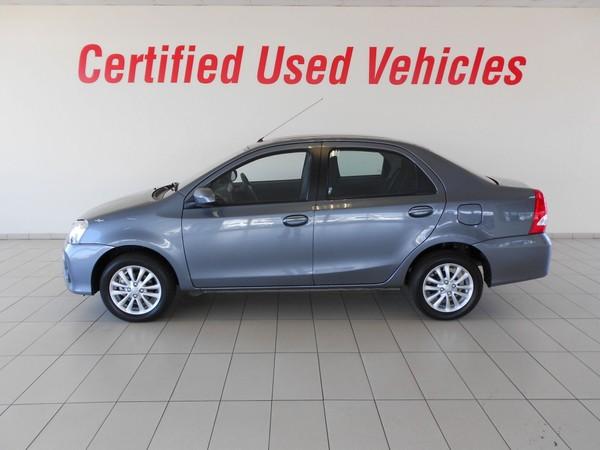 2020 Toyota Etios 1.5 Xs  Gauteng Heidelberg_0