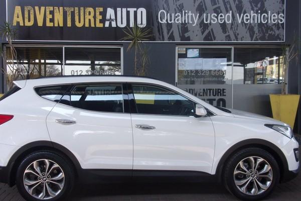 2013 Hyundai Santa Fe R2.2 AWD Elite 7S Auto Gauteng Pretoria_0