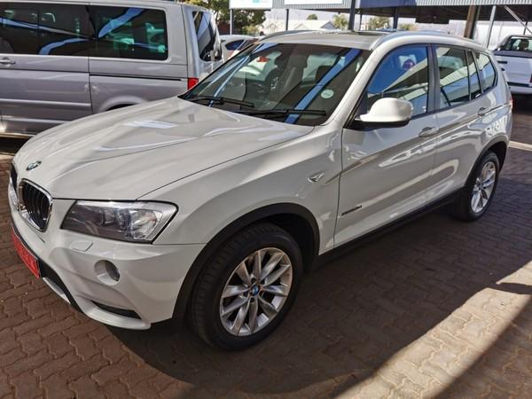 2013 BMW X3 Xdrive20d  M-sport At  Gauteng Pretoria_0