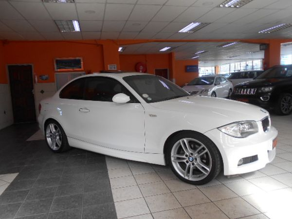 2009 BMW 1 Series 120d Coupe Sport At  Kwazulu Natal Durban_0