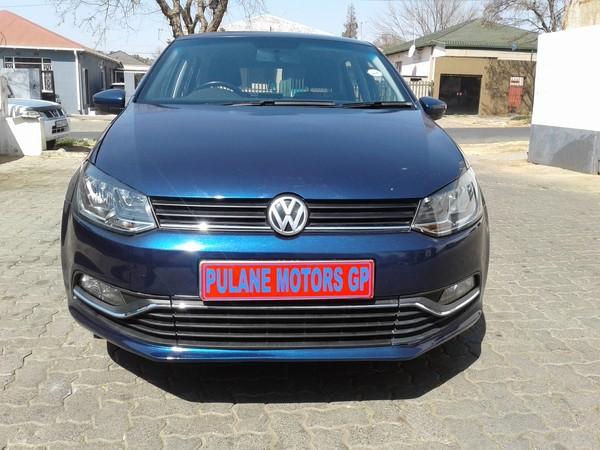 2013 Volkswagen Polo 1.4 Trendline 5dr  Gauteng Johannesburg_0