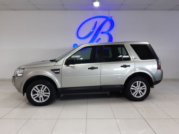 2014 Land Rover Freelander Ii 2.2 Sd4 S At  Western Cape Cape Town_0