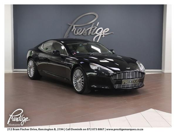 2012 Aston Martin Rapide S 6.0 V12 Gauteng Randburg_0