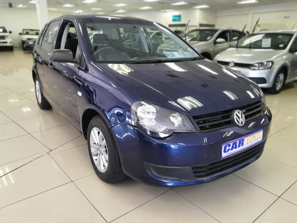 2012 Volkswagen Polo Vivo 1.4 Trendline Kwazulu Natal Durban_0