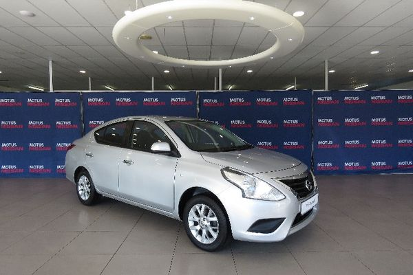 2018 Nissan Almera 1.5 Acenta Western Cape Parow_0
