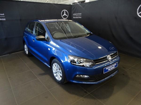 2020 Volkswagen Polo Vivo 1.4 Trendline 5-Door Limpopo Tzaneen_0