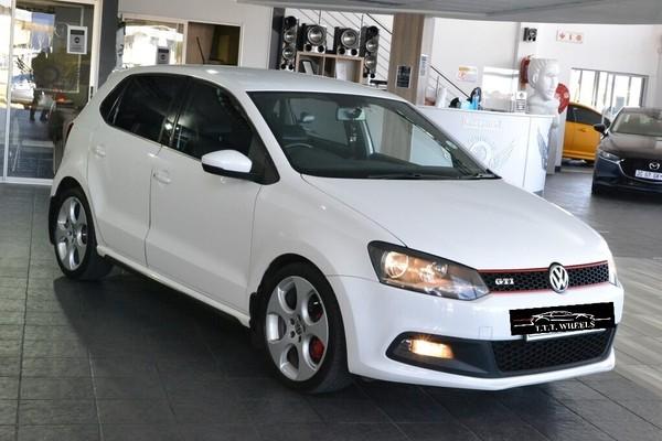 2011 Volkswagen Polo Gti 1.4tsi Dsg  Gauteng Johannesburg_0