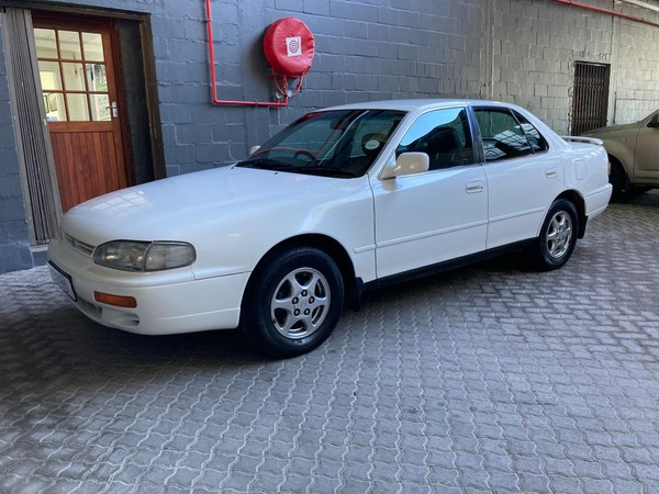 1997 Toyota Camry 220 Sei At - Elderly Owner  Western Cape Western Cape_0