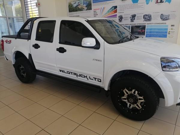 2020 GWM Steed Wild Truck Ltd. Gauteng Roodepoort_0
