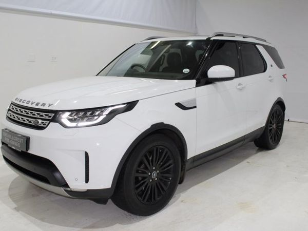 2017 Land Rover Discovery 3.0 TD6 HSE  Kwazulu Natal Hillcrest_0