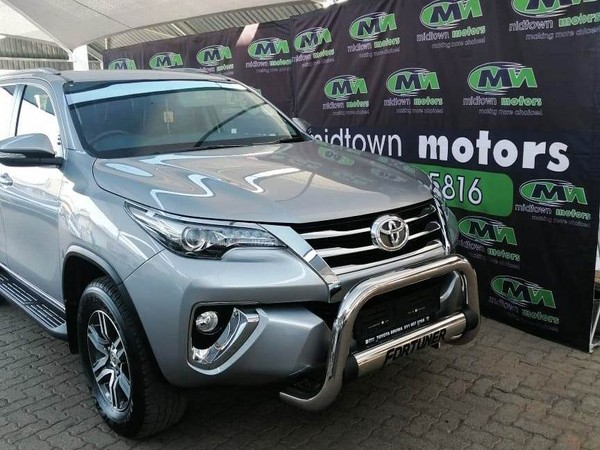 2016 Toyota Fortuner 2.8GD-6 RB Auto North West Province Rustenburg_0