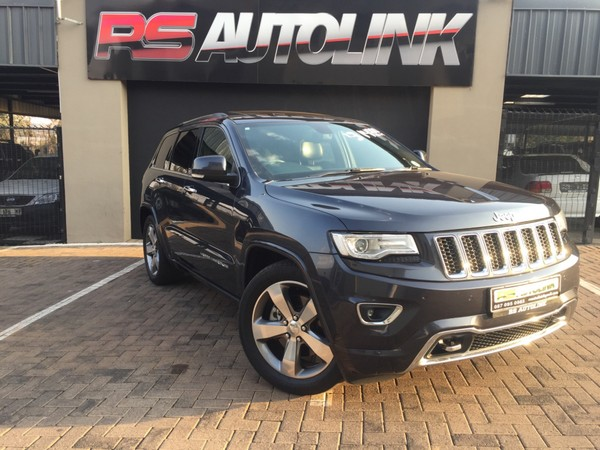 2014 Jeep Grand Cherokee 3.0L V6 CRD OLAND Mpumalanga Witbank_0
