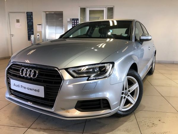 2019 Audi A3 1.0T FSI S-Tronic Gauteng Pretoria_0