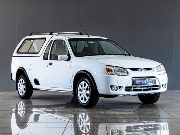2011 Ford Bantam 1.6i Xlt Pu Sc  Gauteng Nigel_0