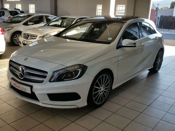 2015 Mercedes-Benz A-Class A 200d AMG Auto Western Cape Wynberg_0
