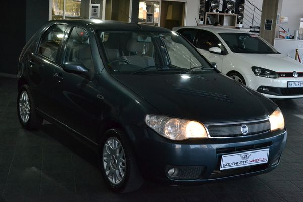 2006 Fiat Palio Ii 1.6 Elx 5dr  Gauteng Roodepoort_0