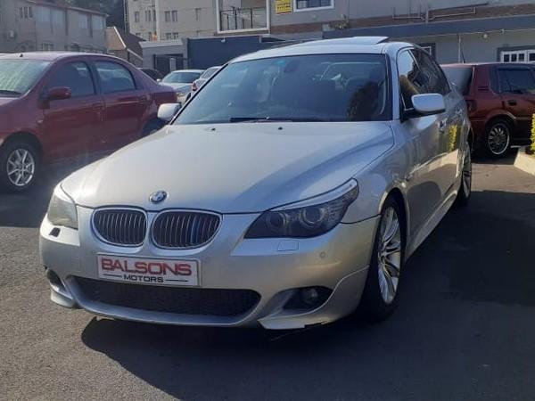 2008 BMW 5 Series 530i Sport At e60  Kwazulu Natal Durban_0