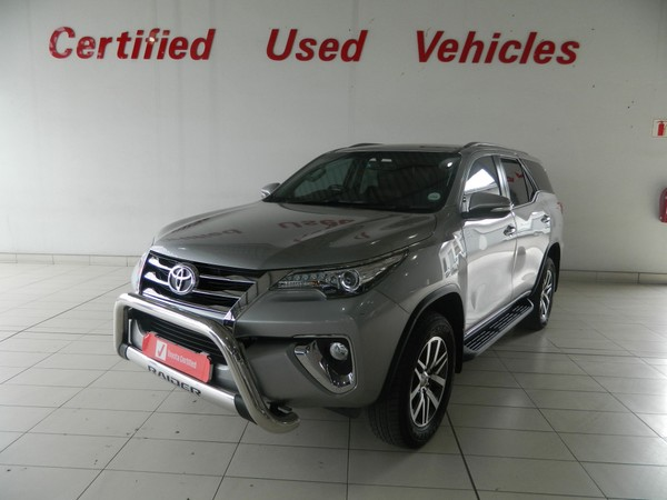 2017 Toyota Fortuner 2.8GD-6 4X4 Auto North West Province Brits_0