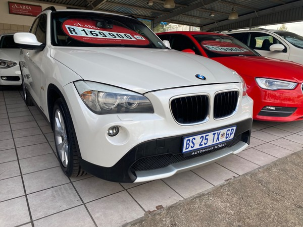 2012 BMW X1 Sdrive18i At  Gauteng Krugersdorp_0