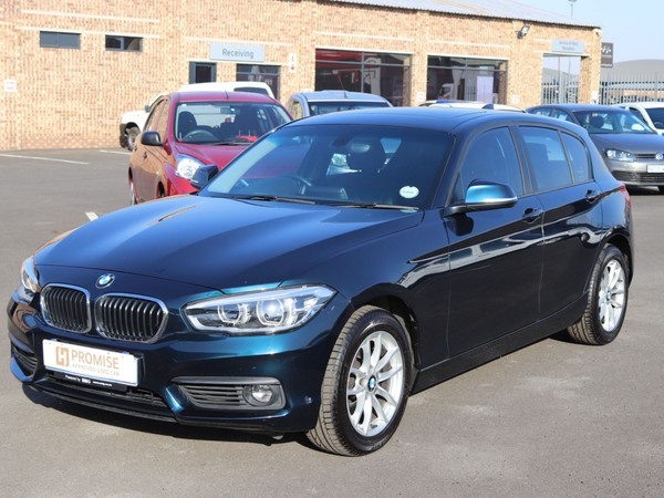 2017 BMW 1 Series 120i 5DR Auto f20 Gauteng Springs_0